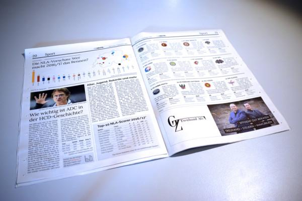 YES! creative digital marketing client grheute print design corporate design