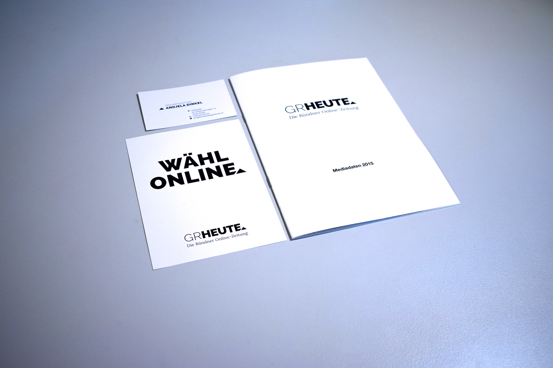 YES! creative digital marketing client grheute print design corporate design flyer visitenkarten broschüren