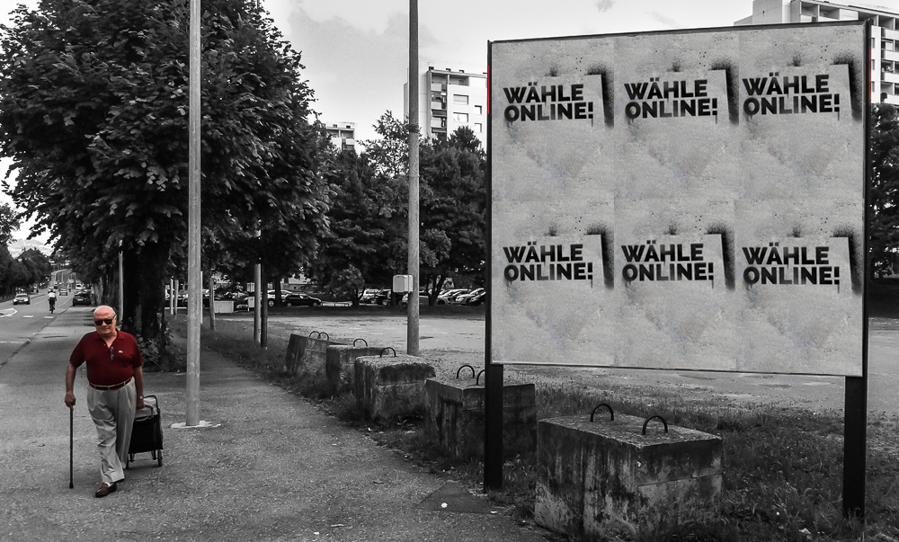 YES! creative digital marketing client grheute offline campaign mediaplanung plakate apg