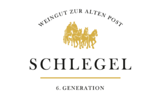 Rebranding Logo Schlegel Weingut zur alten Post