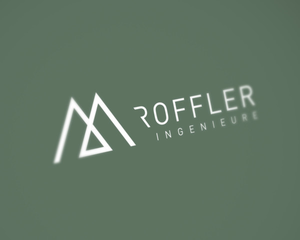 YES! creative digital marketing client roffler ingenieure branding corporate identity corporate design logo