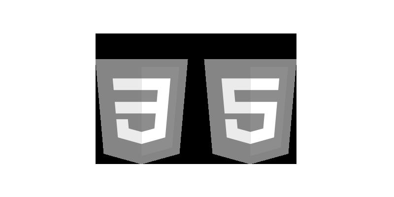 HTML5 CSS3 Logo