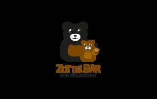Zottelbär Logo