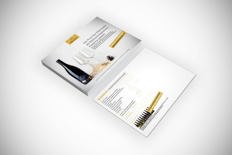 Printprodukte erstellen und umsetzen gehört auch zu unseren Kompetenzen.