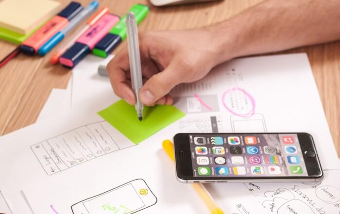 Wireframing ist ein erster Schritt auf dem Weg zur Entwicklung einer Webseite oder einer Mobile-App.