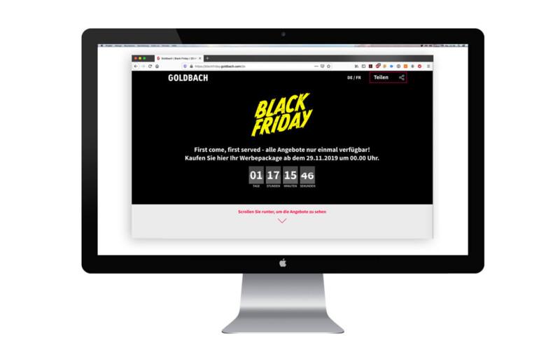 ux ui design goldbach black friday